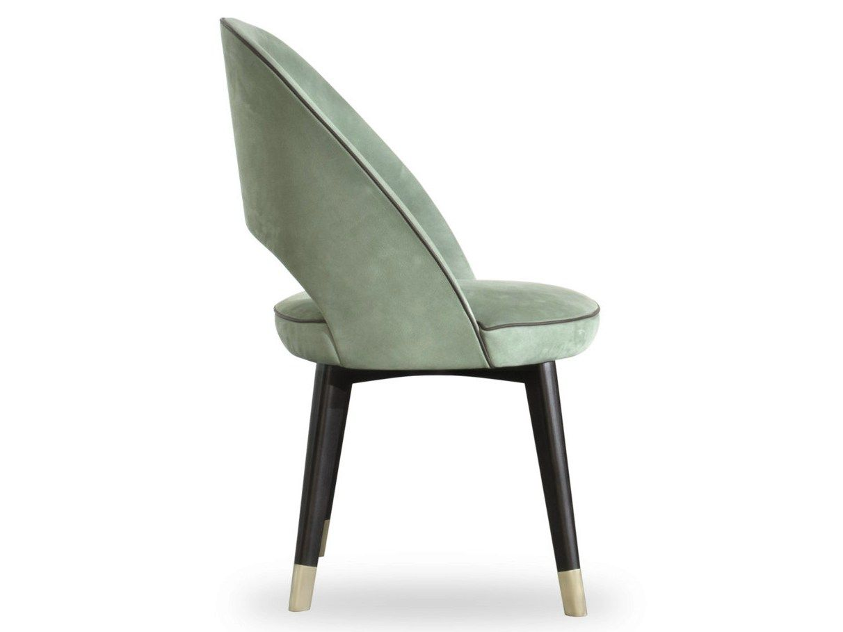 Colette stuhl by baxter design roberto lazzeroni interior furniture leather dining chairs for Baxter arredamenti