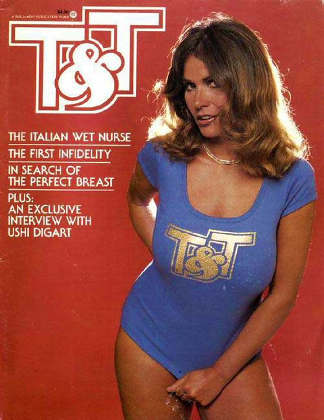 Vintage Girlie Magazine