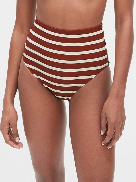 810d59eb5c1 High Rise Bikini Bottom in 2019   Products   High rise bikini, High ...