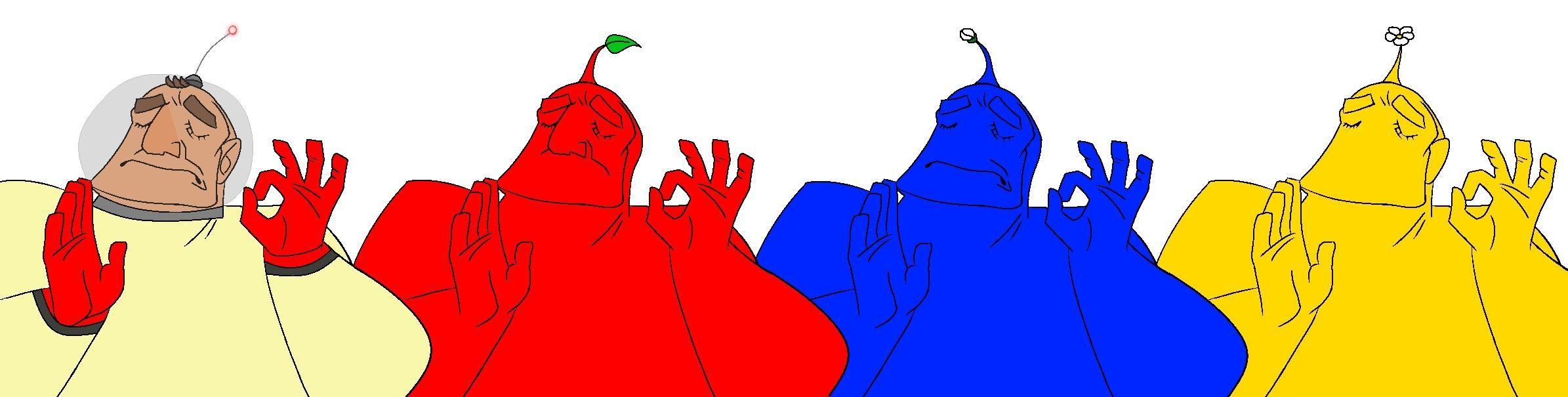When The Pikmin Survive Just Right Edit Know Your Meme Hit