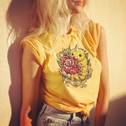 High quality Pokemon T-Shirts for everyone. Many different styles and colors…