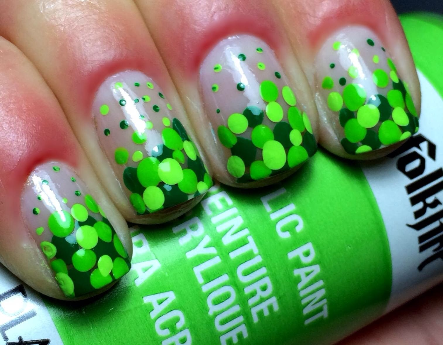 Nails by an OPI Addict: A Little Dotty | Nails by an OPI Addict ...