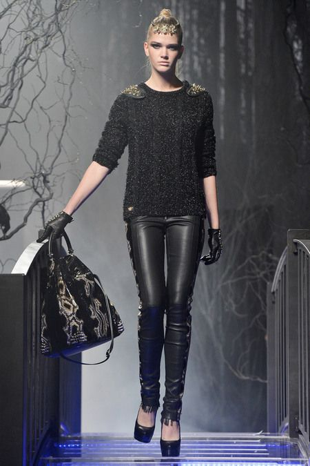 Philipp Plein Fall 2013 Ready-to-Wear Collection Slideshow on Style.com