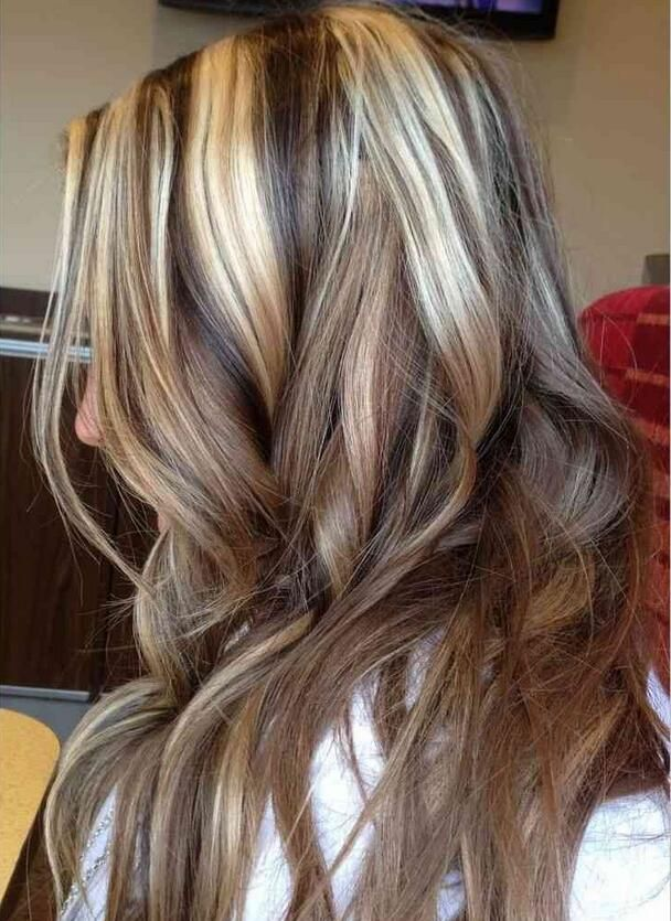 86 Brilliant Brown Hair With Blonde Highlights Ideas Blonde Hair