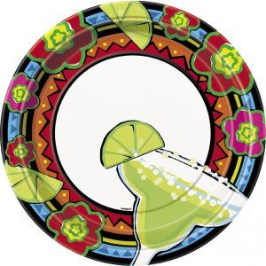 Having A Cocktail Party And In Need Of Some Tableware Try These Fab Looking Mexican Fiesta Party Decorations Fiesta Party Decorations Fiesta Party Supplies