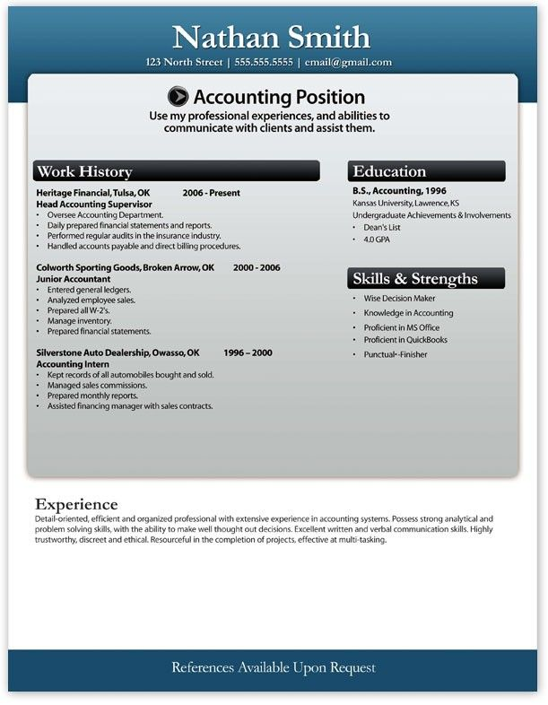 Resume Templates Microsoft Word Free Download Want a FREE - free resume templates microsoft word download
