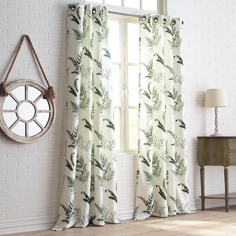 Latest window coverings 2018  fresh foliage grommet curtain  quail oak  pinterest  grommet