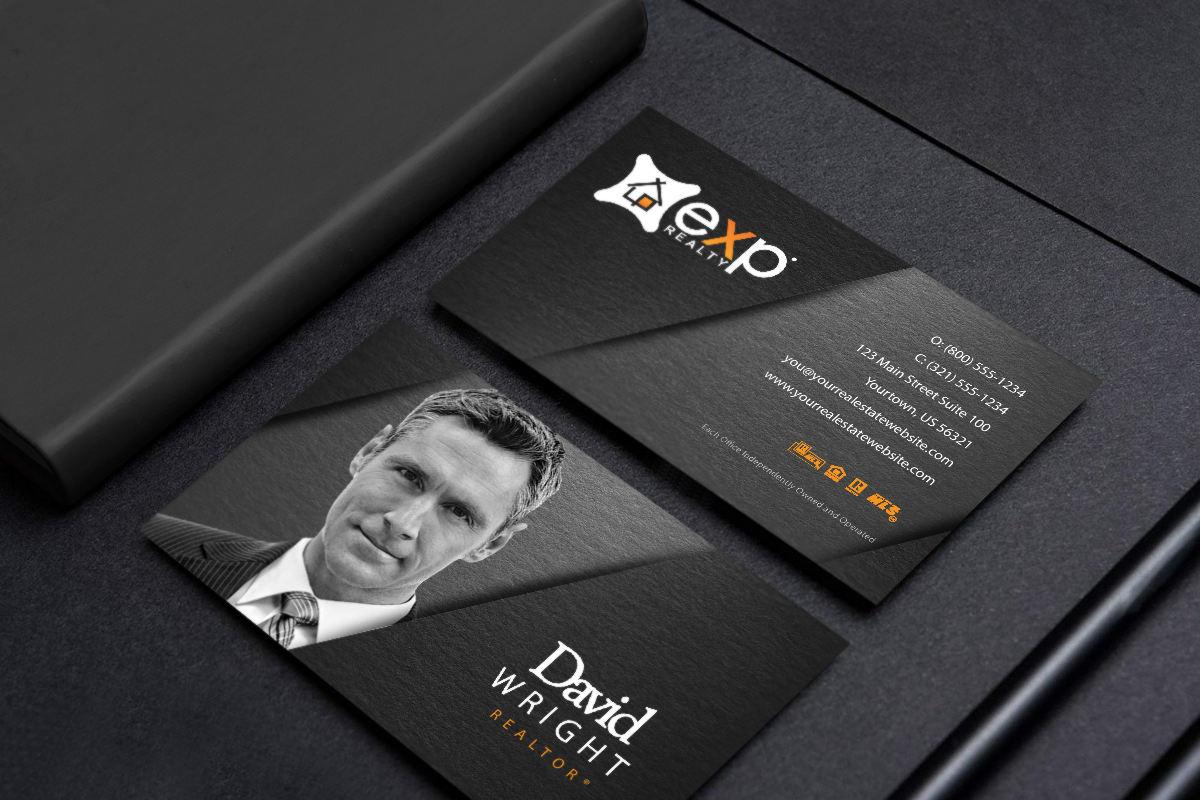 Exp Realty Business Cards Are Now Available Realtor Exprealty Realestate Realtor Business Cards Real Estate Business Cards Realtor Business Cards Photo