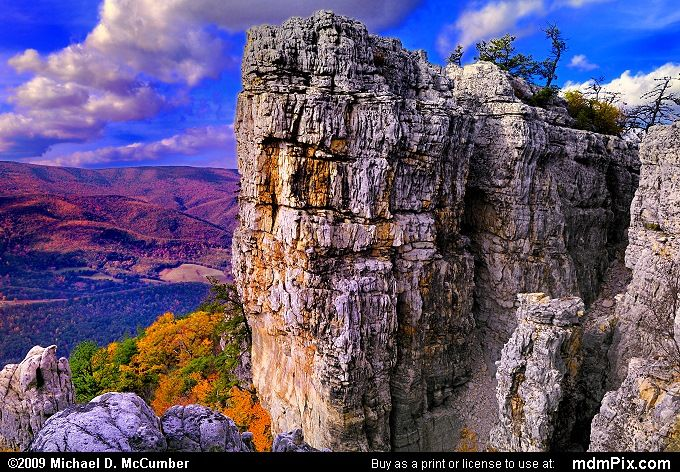 Cabins West Virginia Spruce Knob Seneca Rocks National