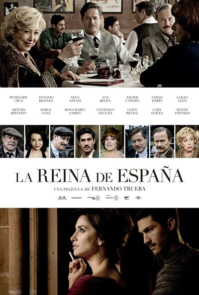 Descargar La Reina De España Pelicula Completa En Hd Latino Reina De España Cine Director De Cine