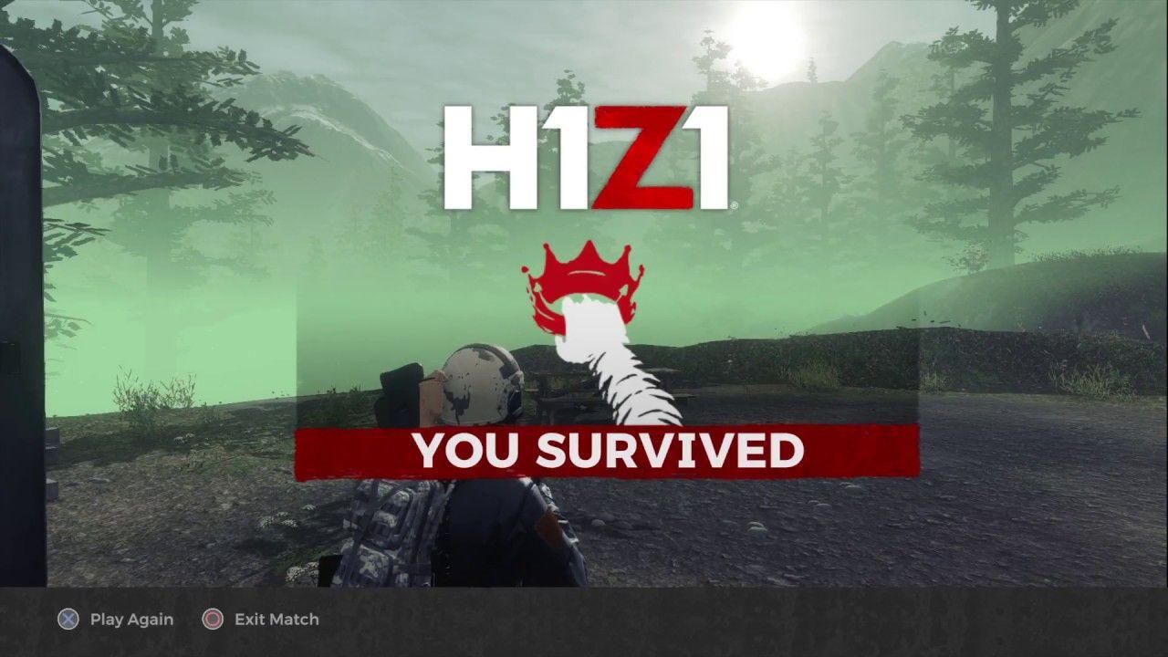 Pin on H1Z1