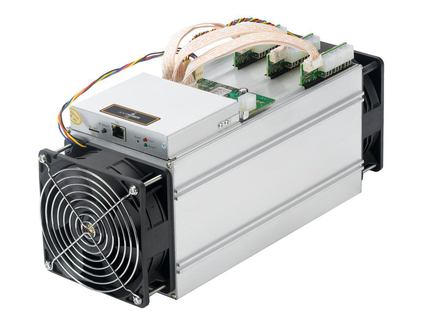Review] Antminer T9 vs. Antmin...
