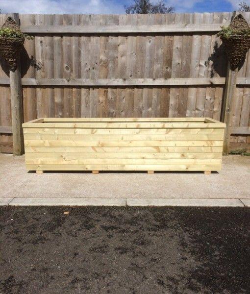 Extra Deep Garden Trough Planter Garden Troughs Trough 640 x 480