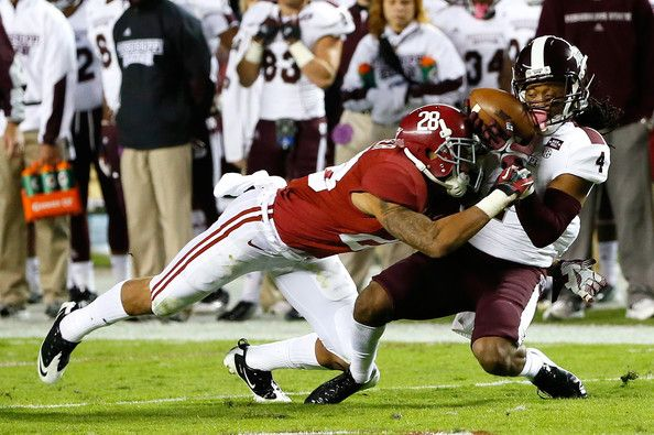 Dee Milliner Alabama Crimson Tide Football Alabama