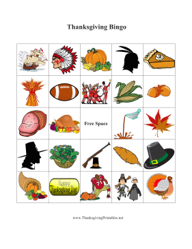 picture relating to Free Printable Thanksgiving Bingo Cards titled These kinds of free of charge, printable Thanksgiving bingo playing cards are ideal
