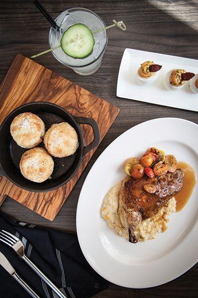Dining Spotlight Southern Accents Austin Monthly Magazine Southern Accents Dining Southern Comfort