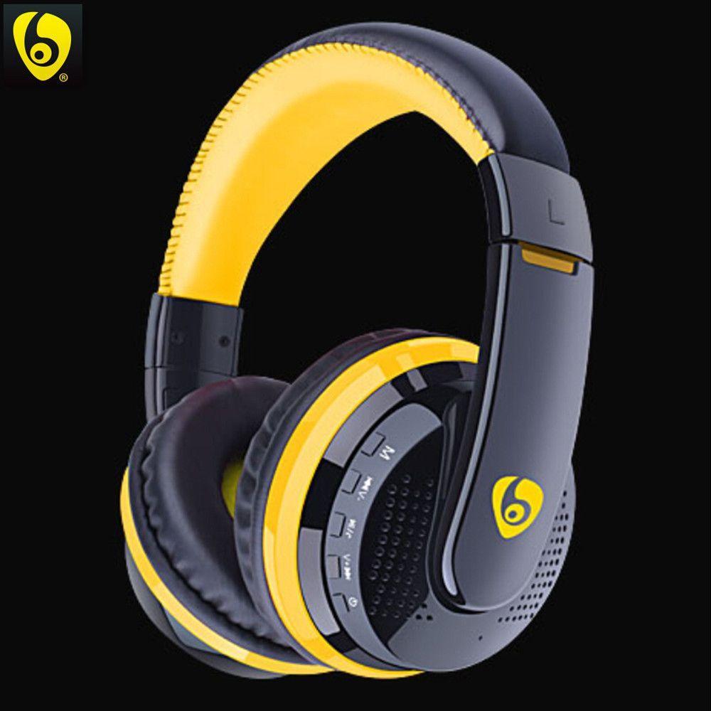 Bluetooth Game Gaming Headphone Wireless Stereo Super Bass