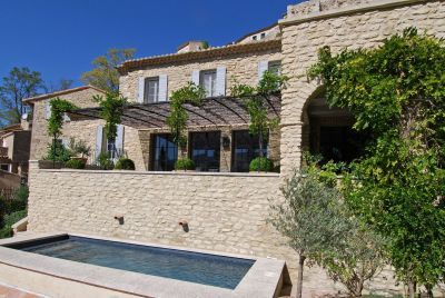 Photo 1 - For sale village house in one of the most beautiful villages in the Luberon