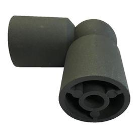 Best Dolle 1 5 In X 5 Ft Matte Anthracite Prefinished 400 x 300