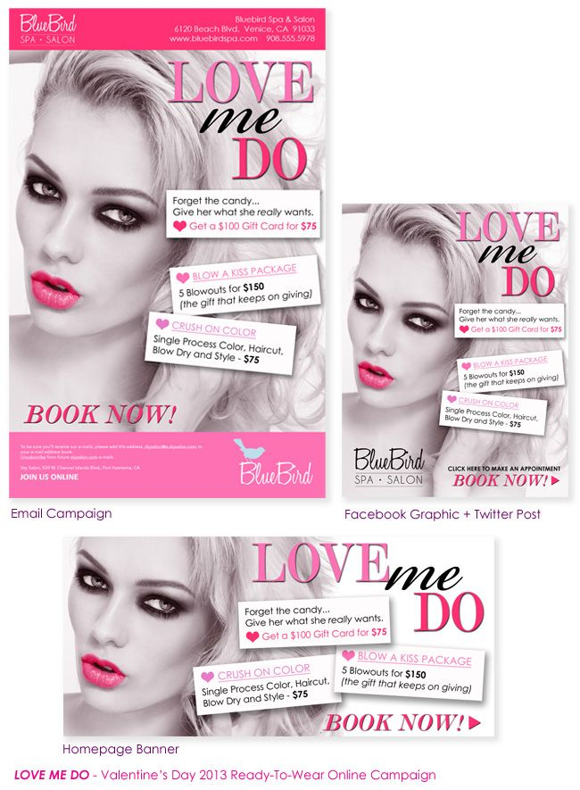 Ready-To-Wear Salon Promotion Calendar | Beauty Marketing ...
