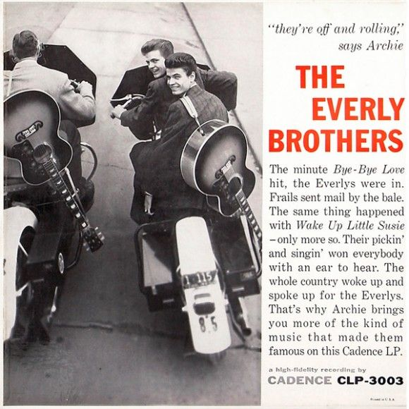 Image result for the everly brothers album cover