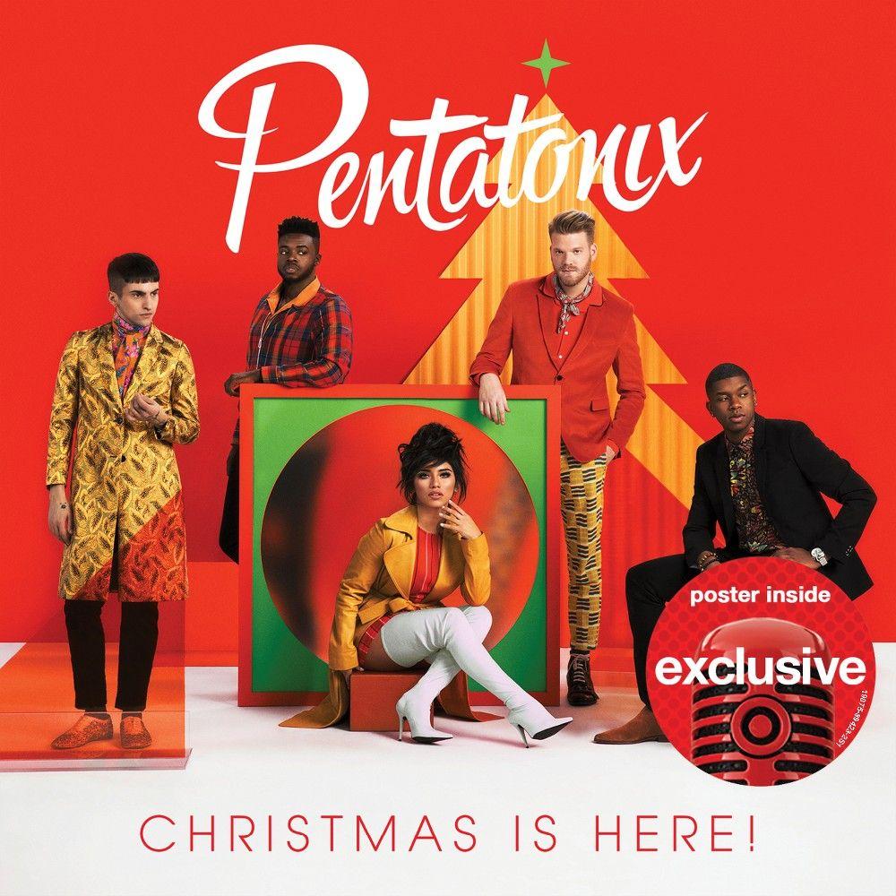 Pentatonix Tbd, Pop Music Pentatonix, Christmas albums