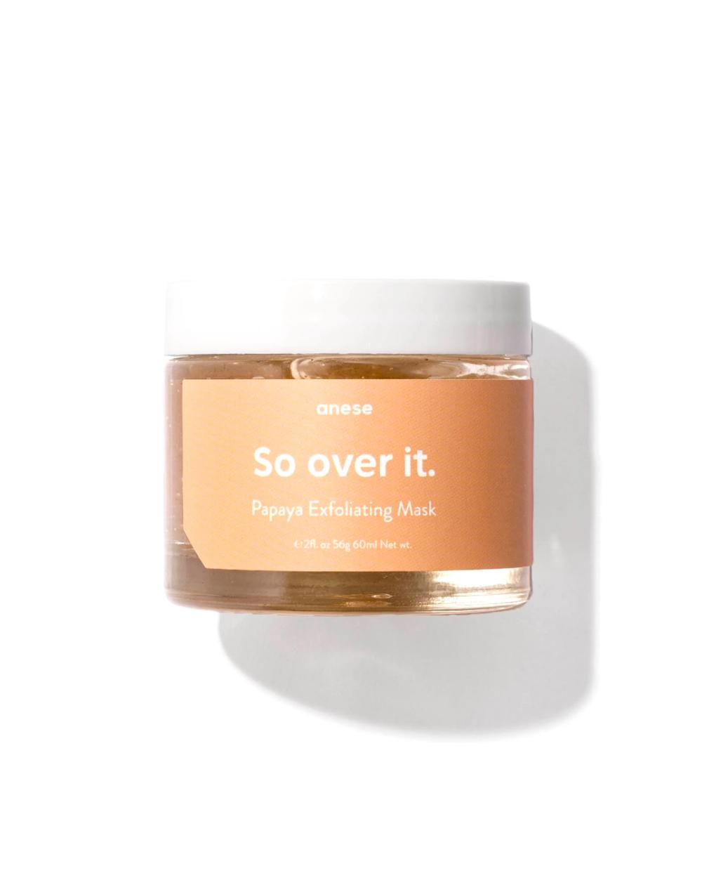 So over it in 2020 Skin care, Organic skin care, Skin