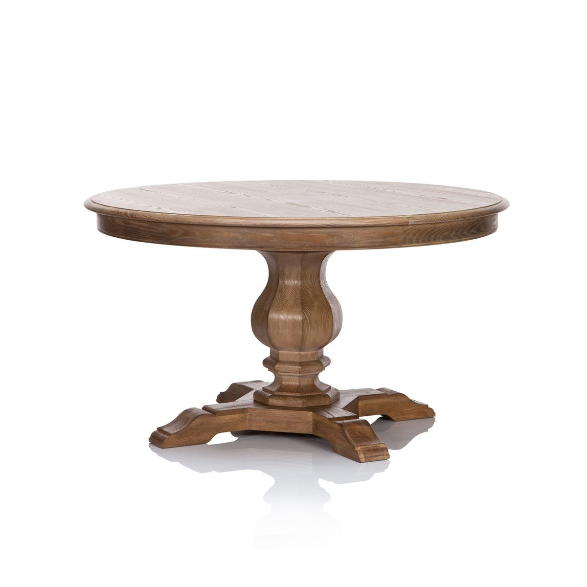 Dutch Round Dining Table - Max Sparrow | Decorating ideas ...