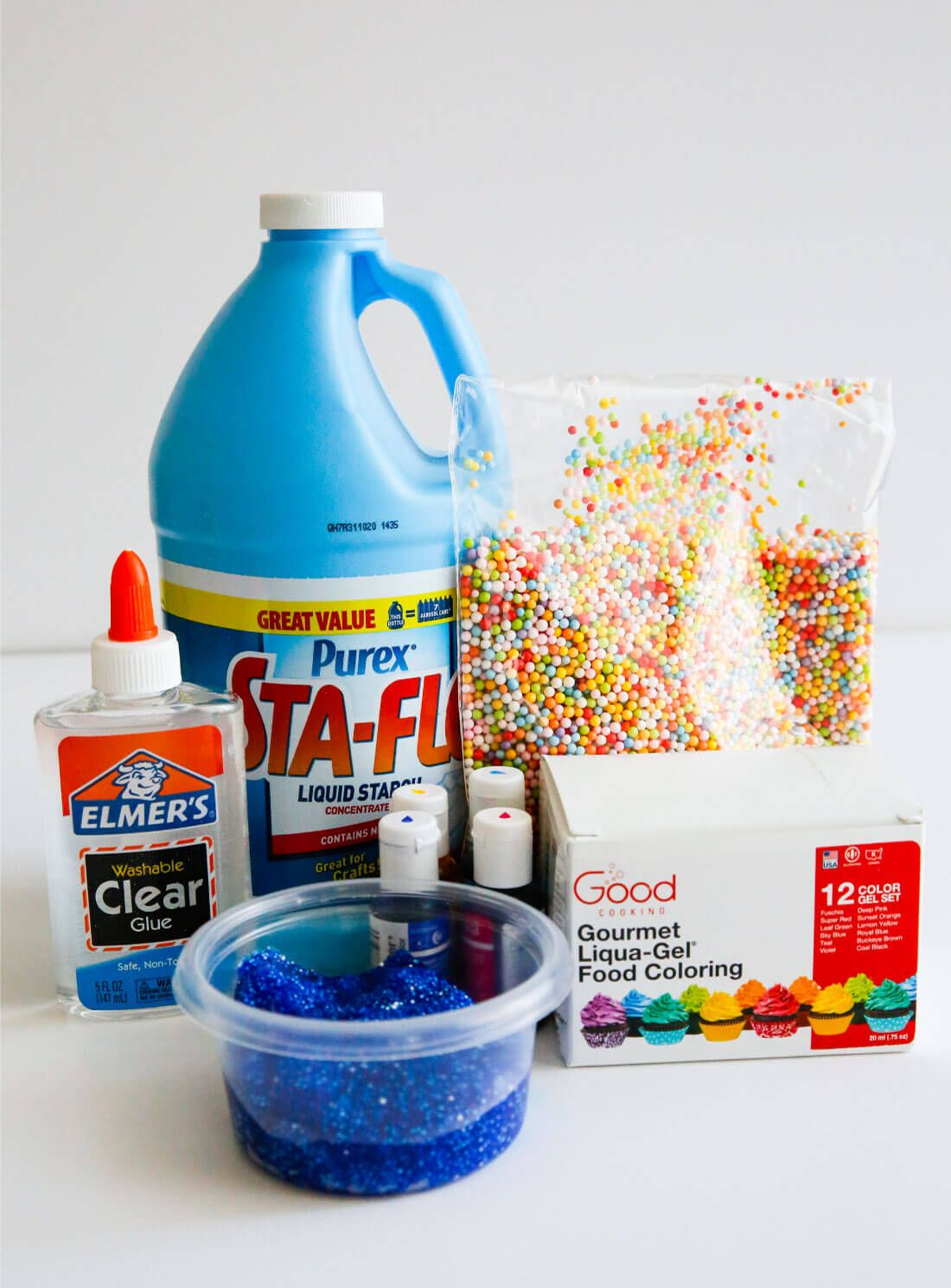 How To Make Floam Recipe How To Make Floam Floam Recipe Fun Activities For Kids