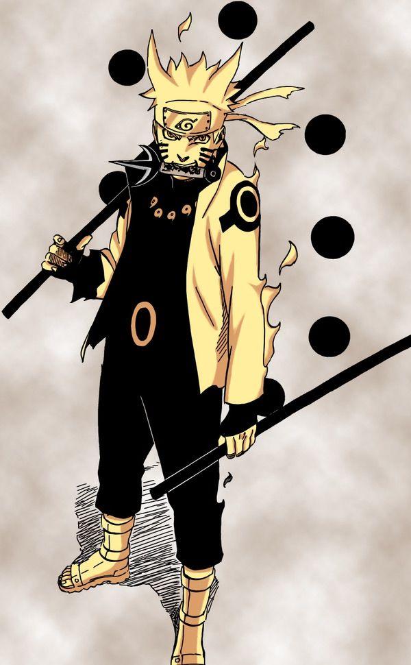 Sage Of Six Paths Naruto Sage Naruto Shippuden Sasuke Anime Naruto