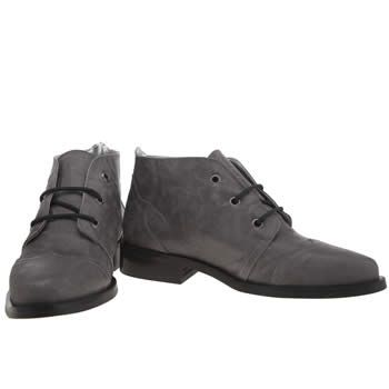 Womens Grey Red Or Dead Jeanie Rae Boots | schuh