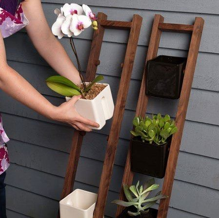 save space- I want one of these on the patio!