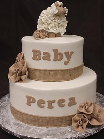 Fabulous Baby Shower Cakes Konditor Meister With Images Shower Cakes Funny Birthday Cards Online Overcheapnameinfo
