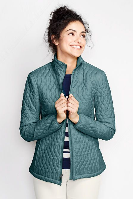 f7ae7713100f6 Women's PrimaLoft Packable Jacket from Lands' End | Clothes ...