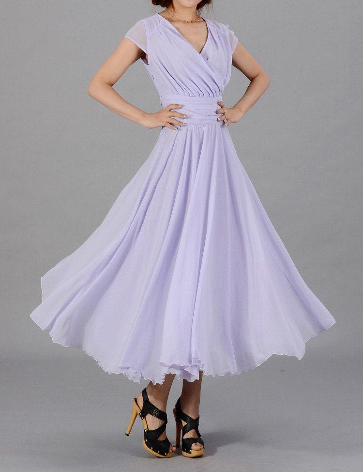 31++ Light purple dress info