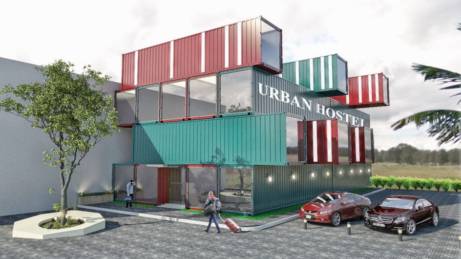 Contest Entry 17 For Design A Shipping Container Hotel Container