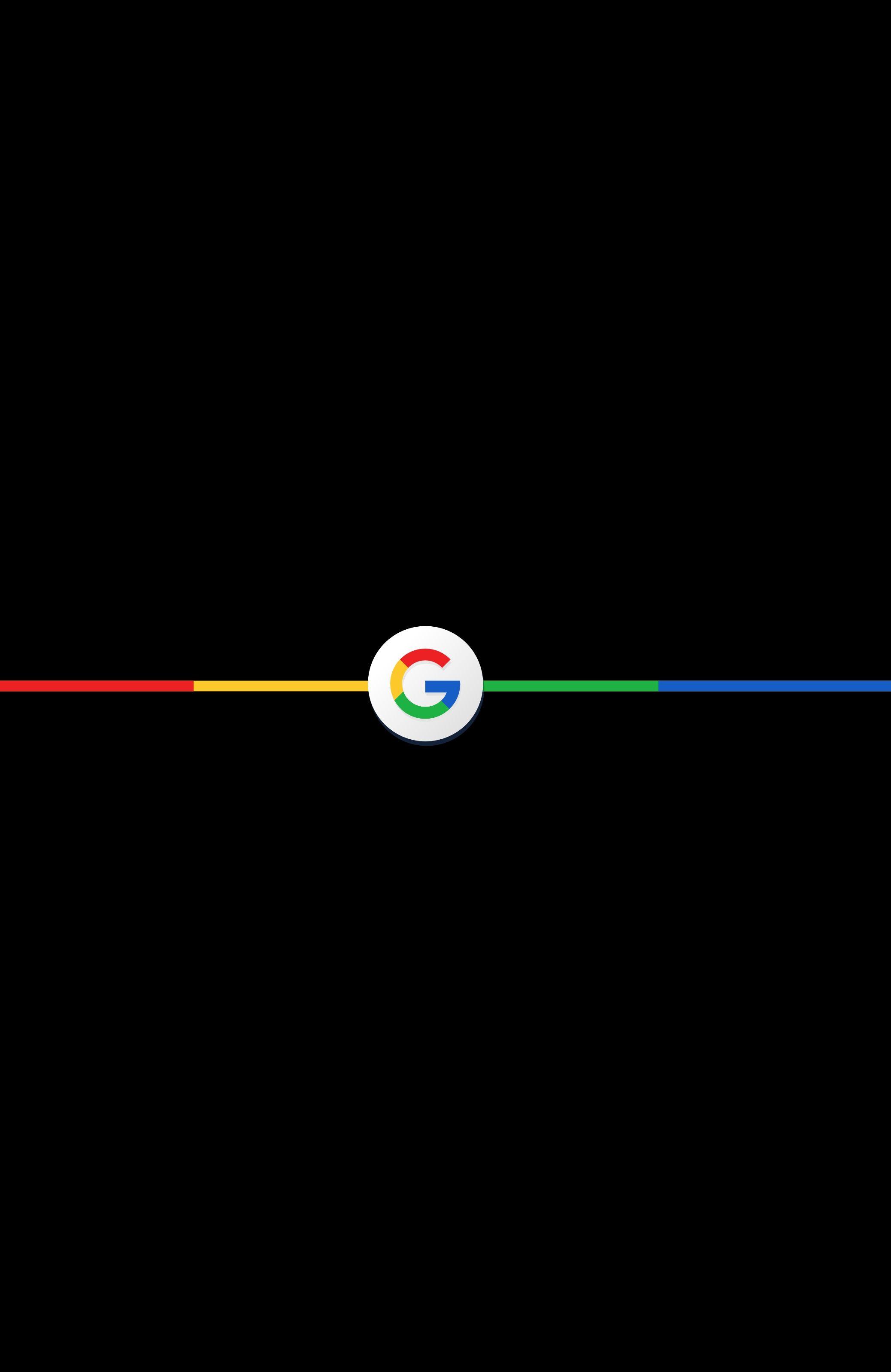 Amoled Wallpaper Google Logo Google Logo Google Pixel Wallpaper Logo Wallpaper Hd