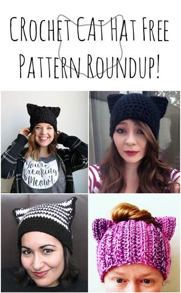 Crochet Cat Hat | My Style | Pinterest | Häkeln, Häkeln crochet und ...