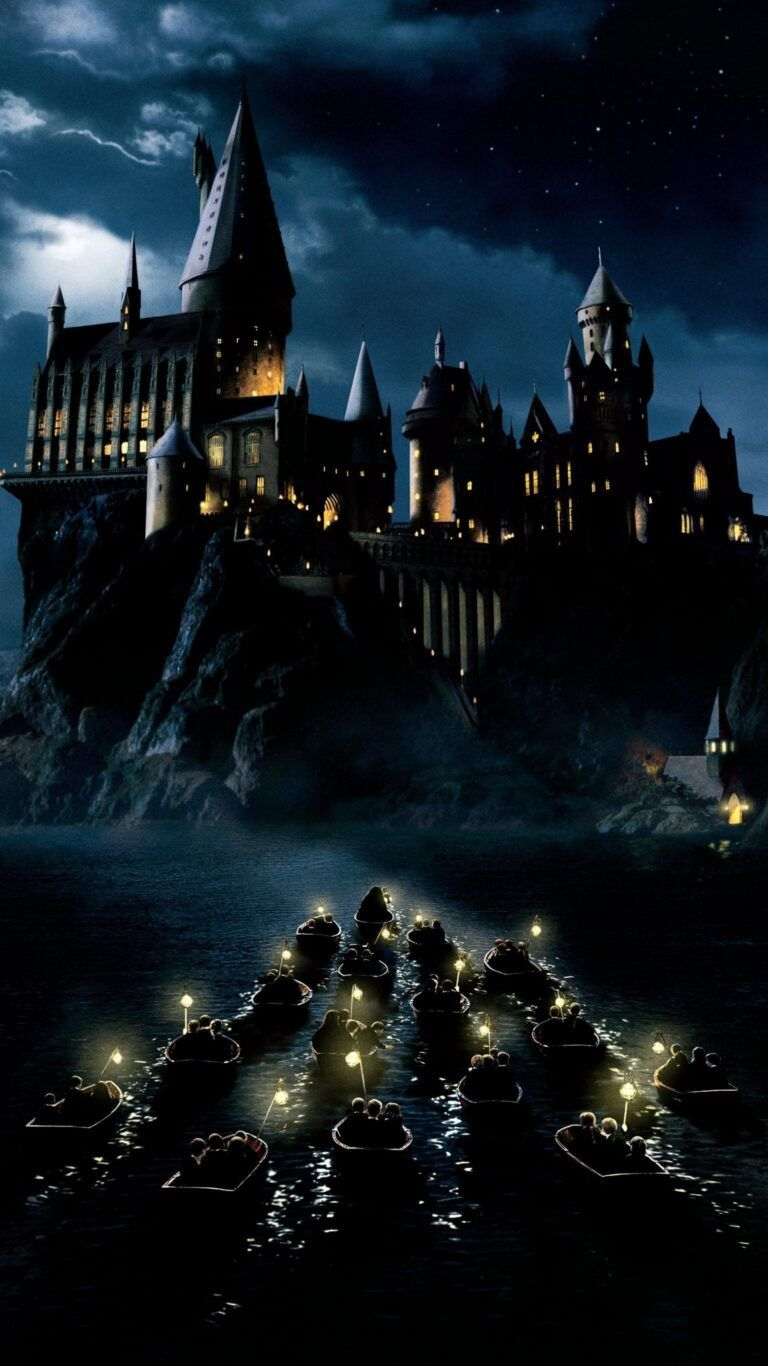 Hogwarts Wallpaper Iphone Wallpapers 4k Resimler Harry Potter Fotograf Duvari