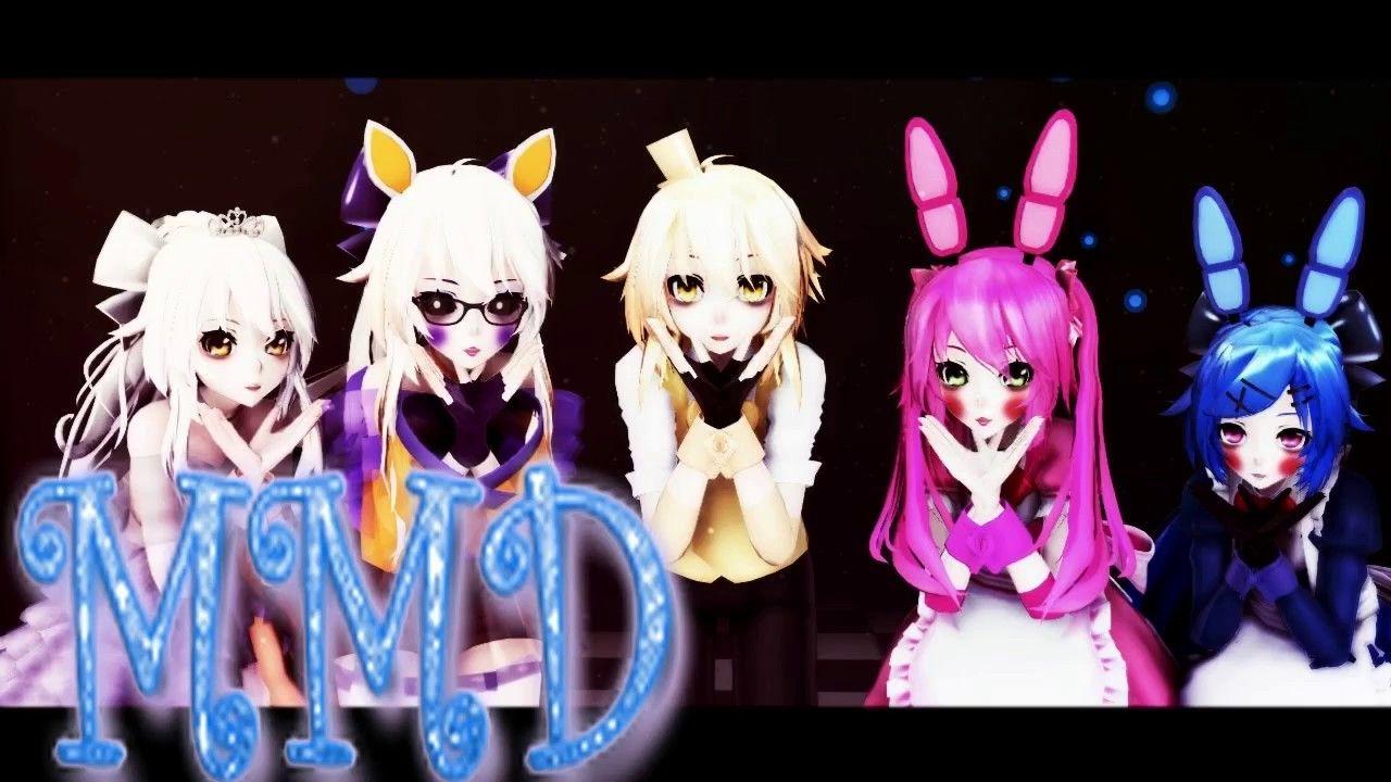 Mmd X Fnaf Meme Compilation 5 Fnaf Fnaf Funny Anime