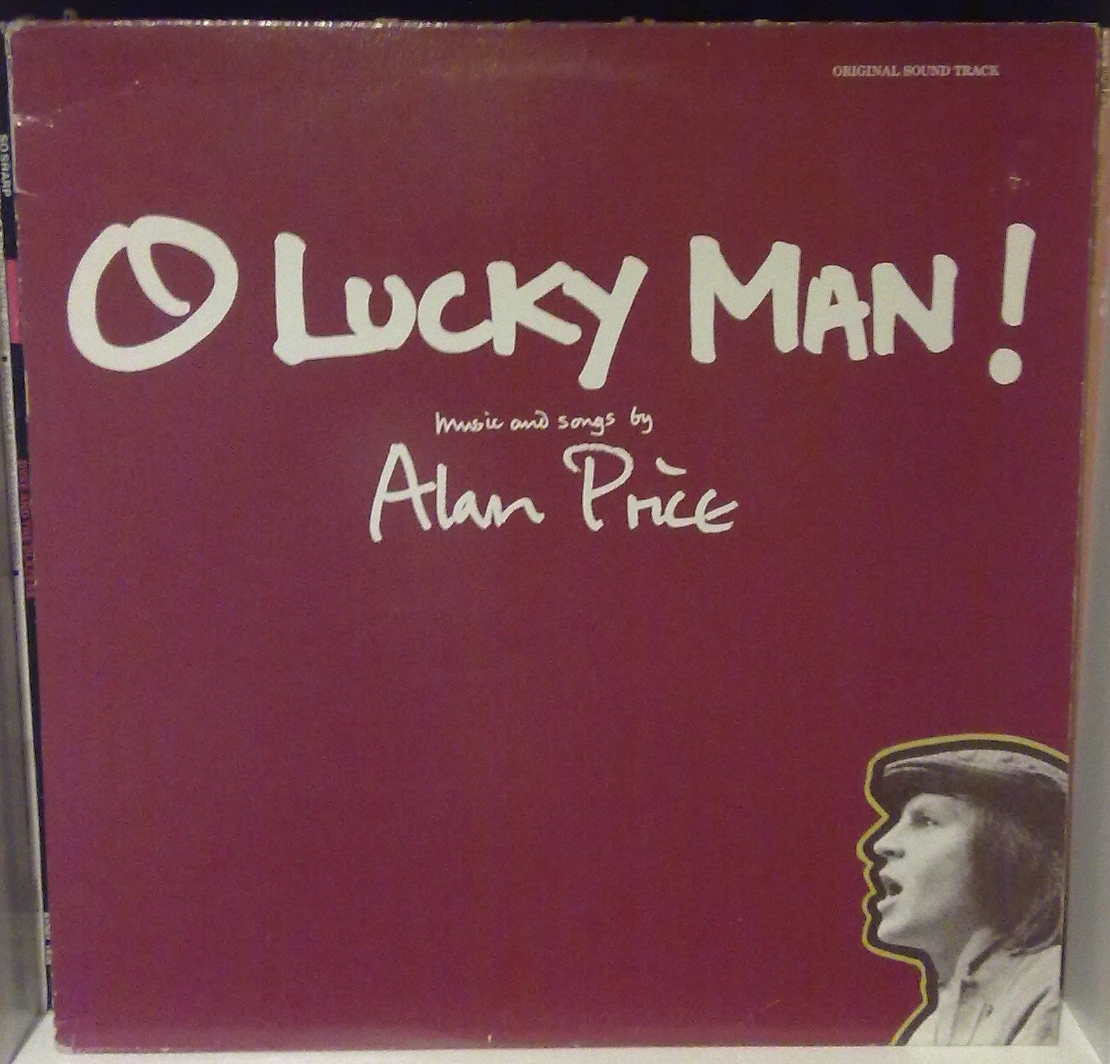 Pin By Rd G On Movie Soundtracks Movie Soundtracks Lucky Man Movies