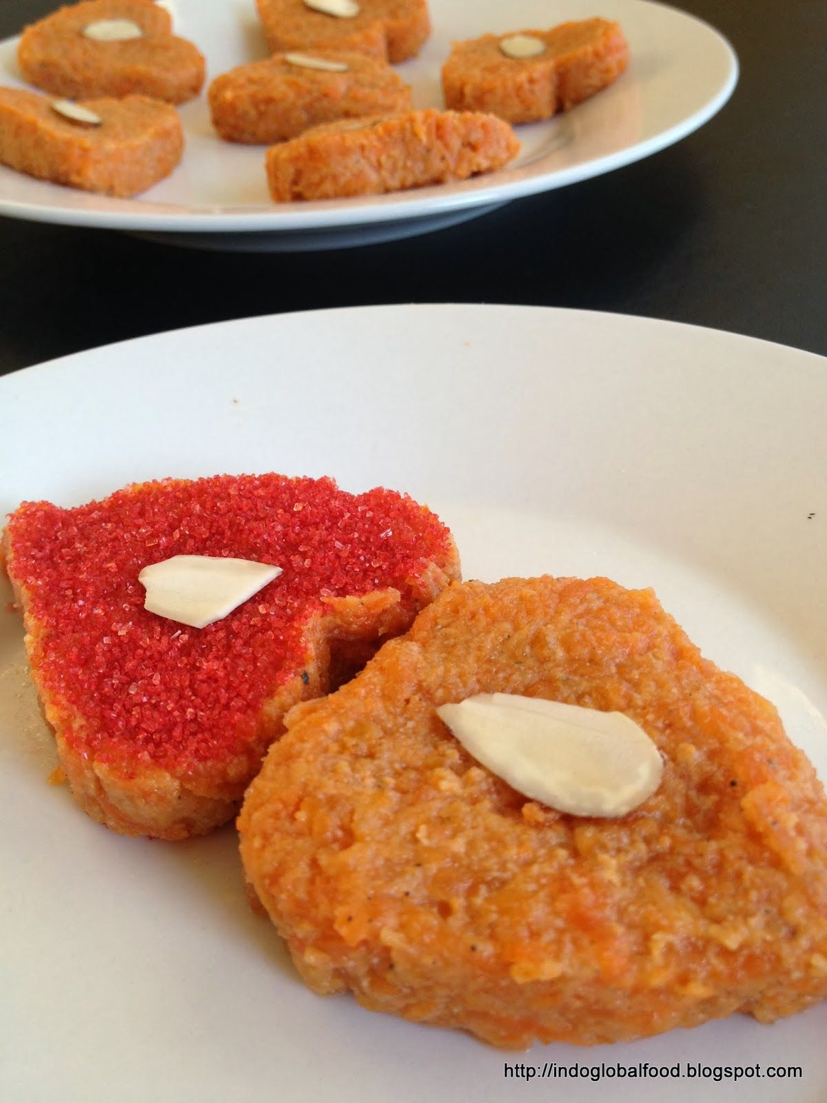Slow cooker carrot halwa or gajar halwa recipe with this simple food forumfinder Images