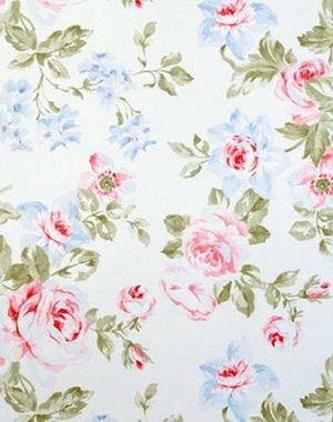 papier peint 39 belle fleur 39 de rasch chambres enfants. Black Bedroom Furniture Sets. Home Design Ideas