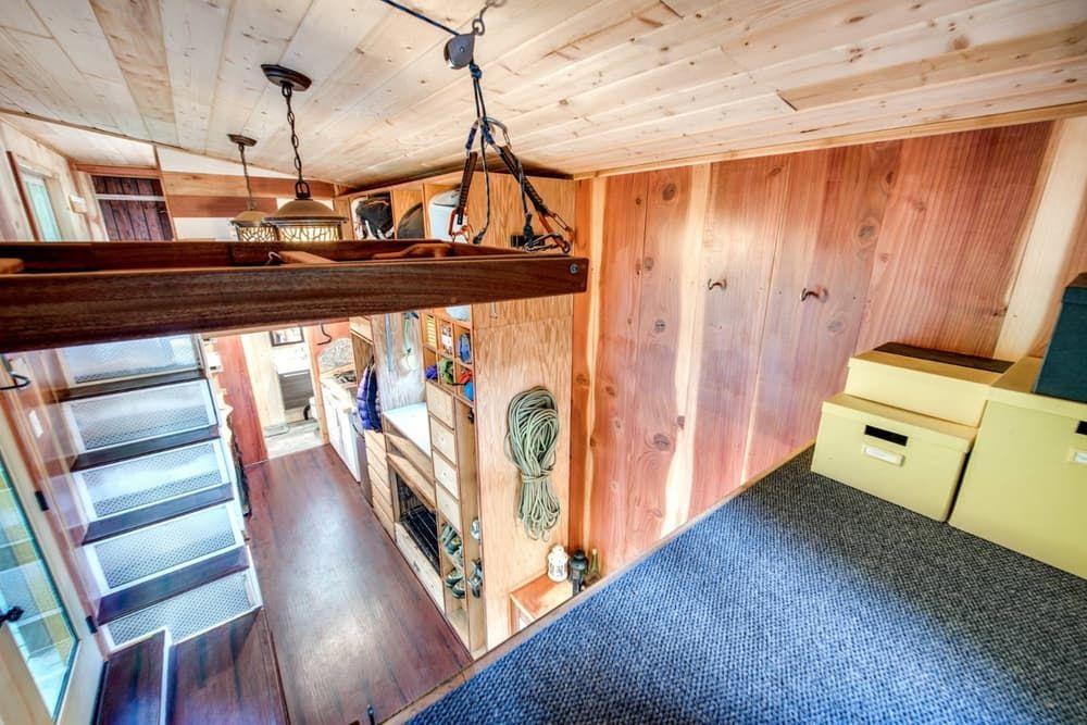 Basecamp Tiny House Tiny House Pinterest Casas de contenedores