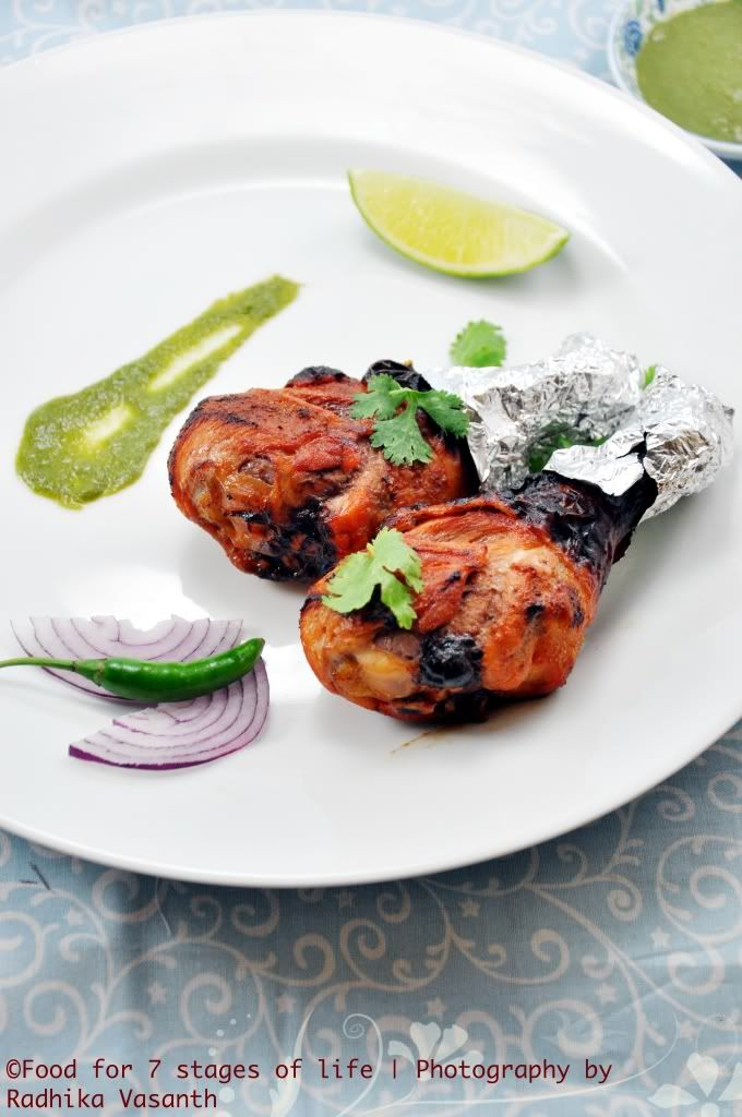 Tandoori chicken recipe without a tandoor oven food for 7 tandoori chicken recipe without a tandoor oven food for 7 stages of life forumfinder Gallery