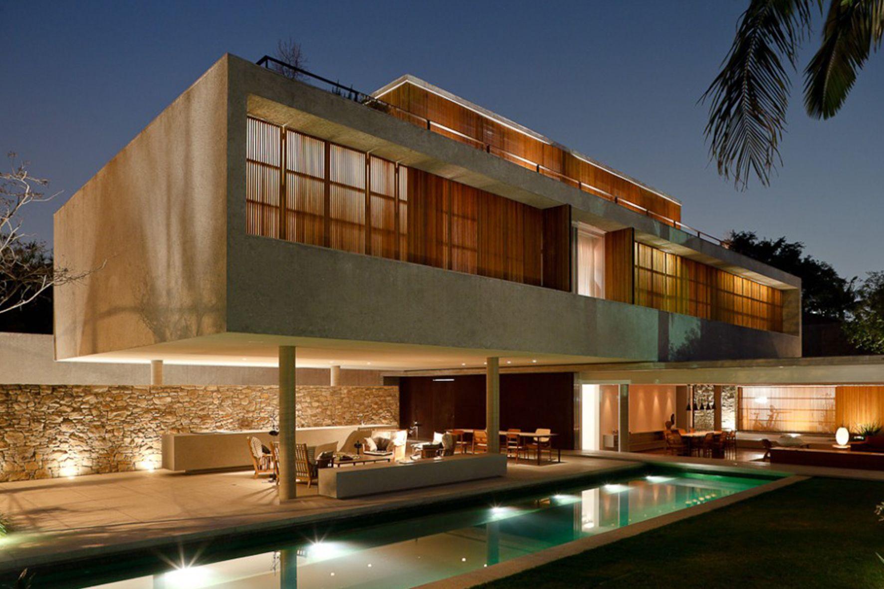 Arquitetura moderna pesquisa google architecture for Google casas modernas