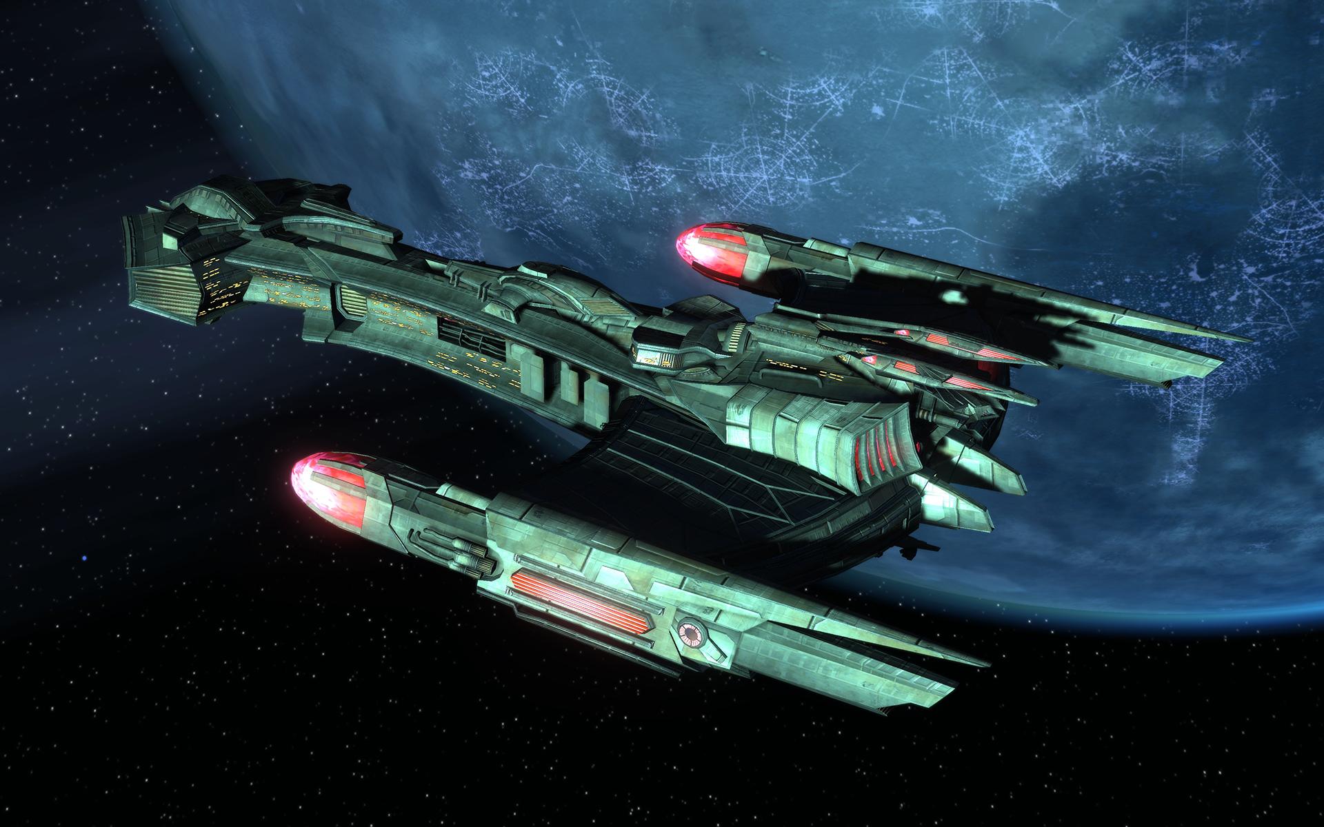 Startrek Raumschiffe