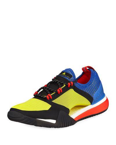62bead72c676f ADIDAS BY STELLA MCCARTNEY PURE BOOST X 3.0 COLORBLOCK TRAINER SNEAKER.   adidasbystellamccartney  shoes
