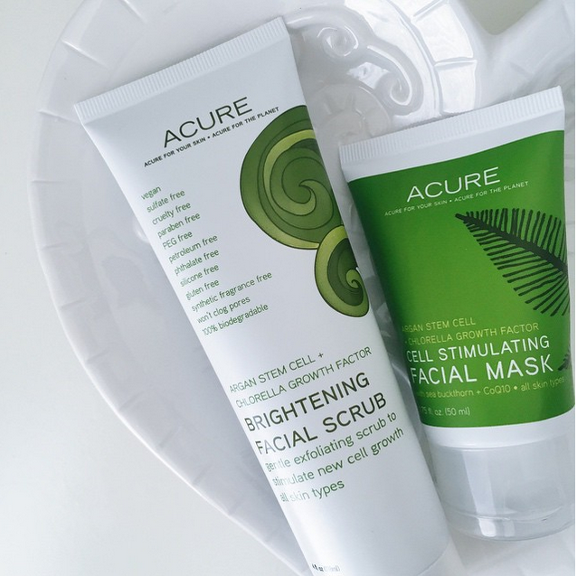This $10 Face Scrub Will Make You A Green Beauty Convert