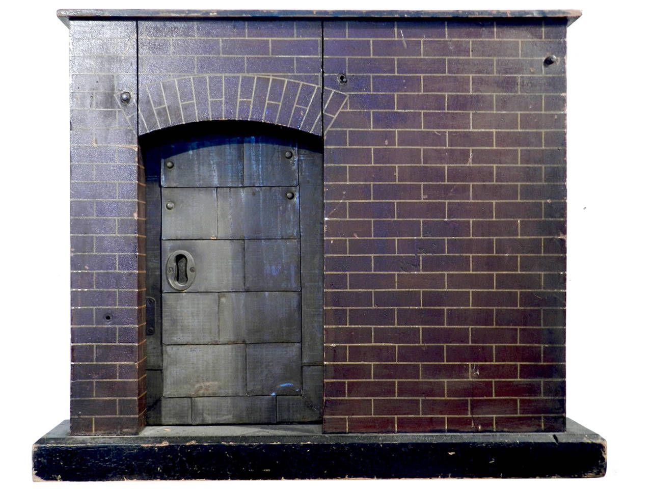 Image result for tin clad fire doors  sc 1 st  Pinterest & Salesman\u0027s Sample Automatic Tin Clad Fire Door Display | Fire doors ...
